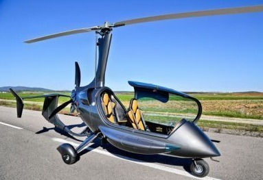 Gyrocopter 10-Eclipse