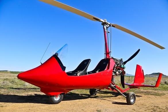 Gyrocopter ELA Cougar