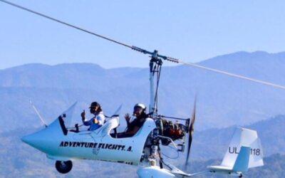 Que es un Autogiro o Gyrocopter