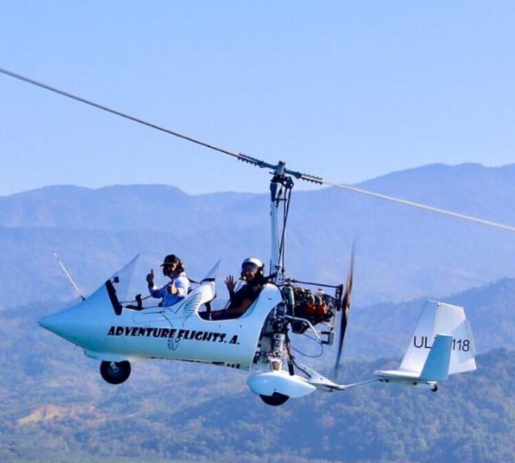 What is an Autogyro or Gyrocopter