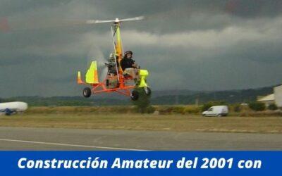 CONSTRUCCIÓN DE UN AUTOGIRO